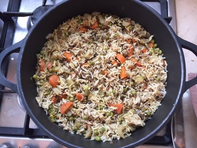 אורז של אמא